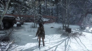 knighthawk : Continuing my game play on RISE OF The TOMB RAIDER