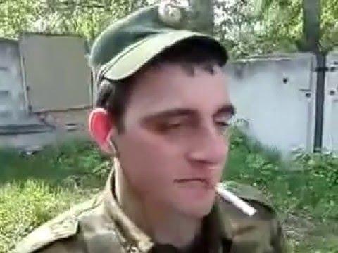 Да, это суровая российская армия