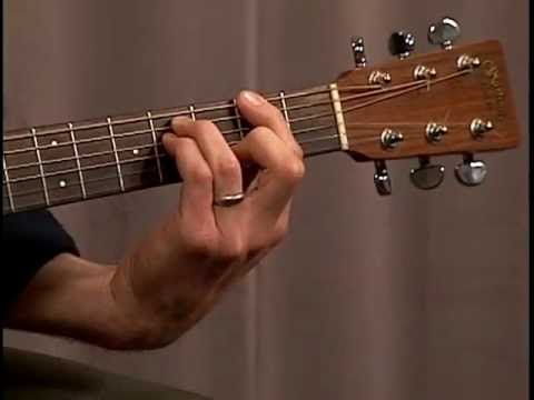 Classic Rhythm Guitar: The Boom-chicka Strum Pattern For Americana, Bluegrass & More! video