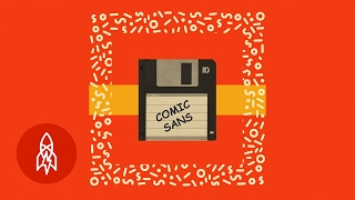 Comic Sans: The Man Behind the World's Most Contentious Font by : Great Big Story
