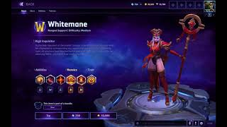 WHITEMANE buy dance
