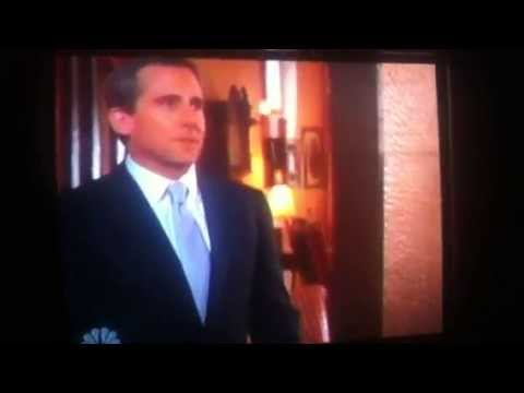 Michael Scott on The Office series finale