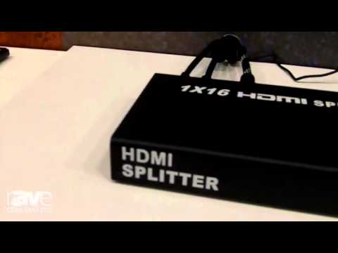 CEDIA 2015: FlexPath Exhibits Various HDMI Matrices, Receivers, Splitters, Switchers & More