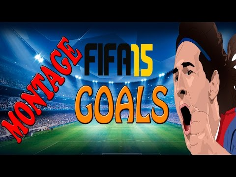 Goals Montage - Fifa 15 Demo - Pc Ignite