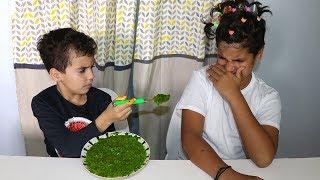 Sami pretend play being a nanny, funny videos for kids