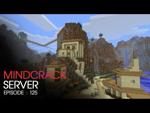 The Mindcrack Minecraft Server - Episode 125 - My Place Above All