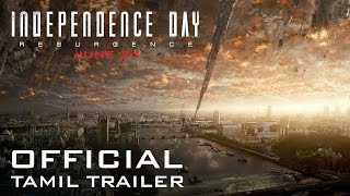 Independence Day: Resurgence | Official Tamil Trailer | 2016