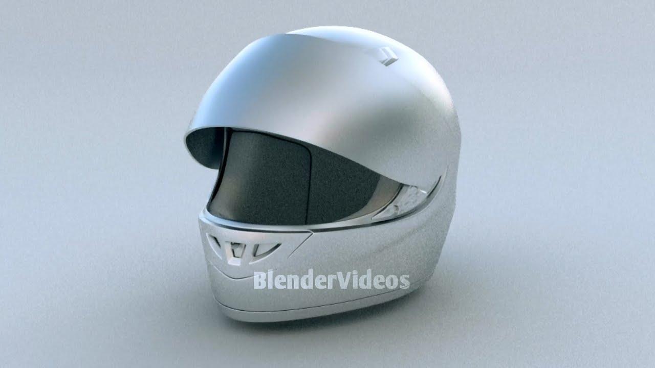Helmet Tutorial Rhino Blendervideos Tutorial Helmet