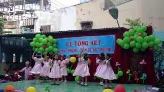 Tạm biệt búp bê thân yêu - Trường Mẫu giáo Tư Thục Thiên Thanh 2013
