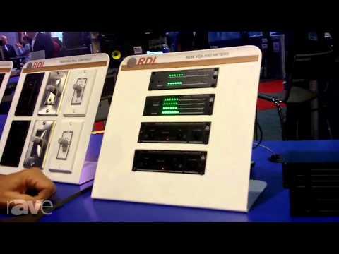 InfoComm 2013: Radio Design Labs Shows RU-SM16D Quad Audio Meter