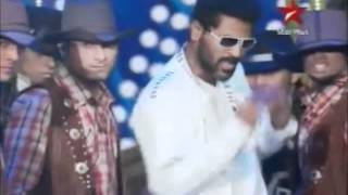 Rowdy Rathore - best dialogue and dance in iifa awards 2012