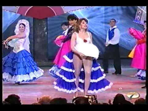 MARIPEPA NIETO-¡ABANICOS PA LOS TOROS!-Revista Musical Española