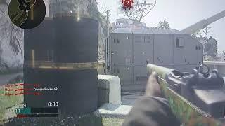 Playing call of duty world war 2 episode 3