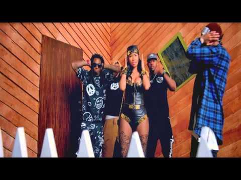 Young Money - Senile ft. Tyga, Nicki Minaj, Lil Wayne (BASS BOOSTED)