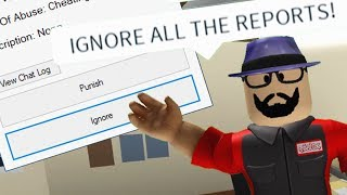 What actually happens with ROBLOX reports - A ROBLOX Machinima