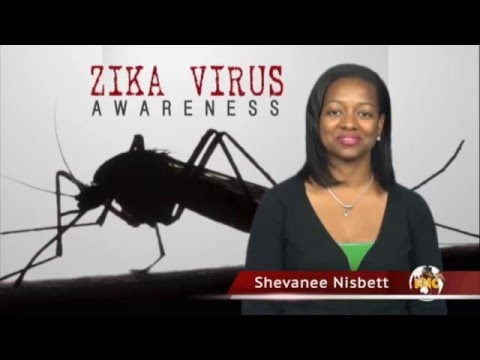 News Report on the Launch of St Kitts and Nevis Mosquito Campaign  March 23, 2016