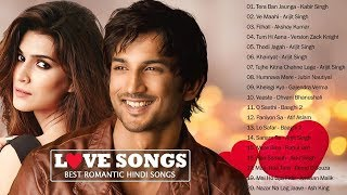Best Hindi Songs Playlist -Hindi heart touching songs 2020 -New Arijit Singh Kabir Singh Atif Aslam