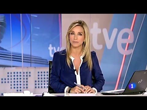 TVE 2013 - Telediario 2