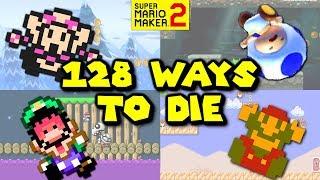128 Ways to Die in Super Mario Maker 2