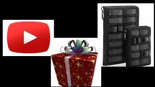 Youtube Gift Exchange Tactical Notebook