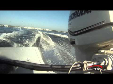 Evinrude E-TEC 50 H.P. Engine 2011 Performance Test/ Reviews - By BoatTest.com