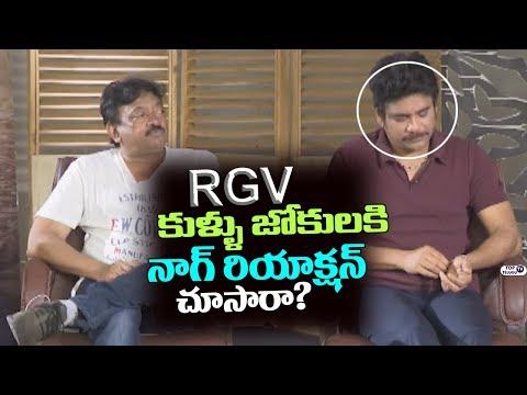 Officer movie team interview | Nagarjuna, RGV, Ram Gopal Varma | Top Telugu TV