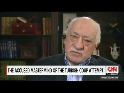 CNN - Fareed Zakaria Fethullah Gulen Interview on 'GPS'