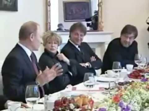 Шевчук высказал все Путину в лицо
