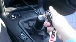 Remote Start on Manual Stick Shift Car w/ Neutral Safety Switch