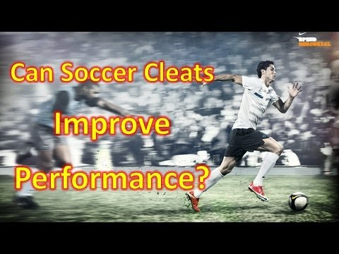 Can Soccer Cleats/Football Boots Improve Performance?