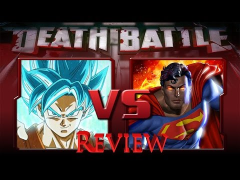 Goku Vs Superman 2 Review