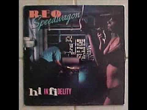 Reo Speedwagon - I Wish You Were There