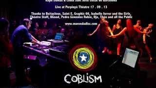 Video Coblism live in Perpinyà