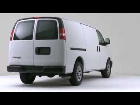 2012 Chevrolet Express 1500 Video