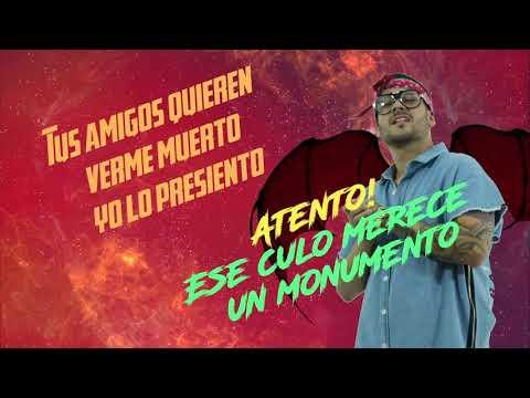 0 - Costello Ft. Darkiel - El Villano (Video Lyric)