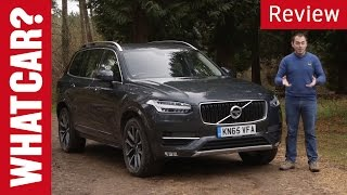 Volvo XC90 review - www.whatcar.com
