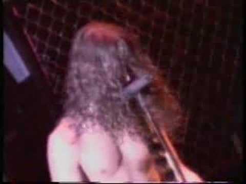 RUSTY CAGE LIVE - SOUNDGARDEN