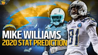 Mike Williams: 2020 Stat Prediction L.A. Chargers | Directors Cut