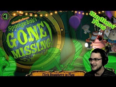 SpongeBob's Gone Missing Прохождение ► РУСАЛЫЧ! ► ВЫНОС МОЗГА