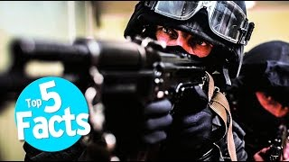 Top 5 Special Forces Facts