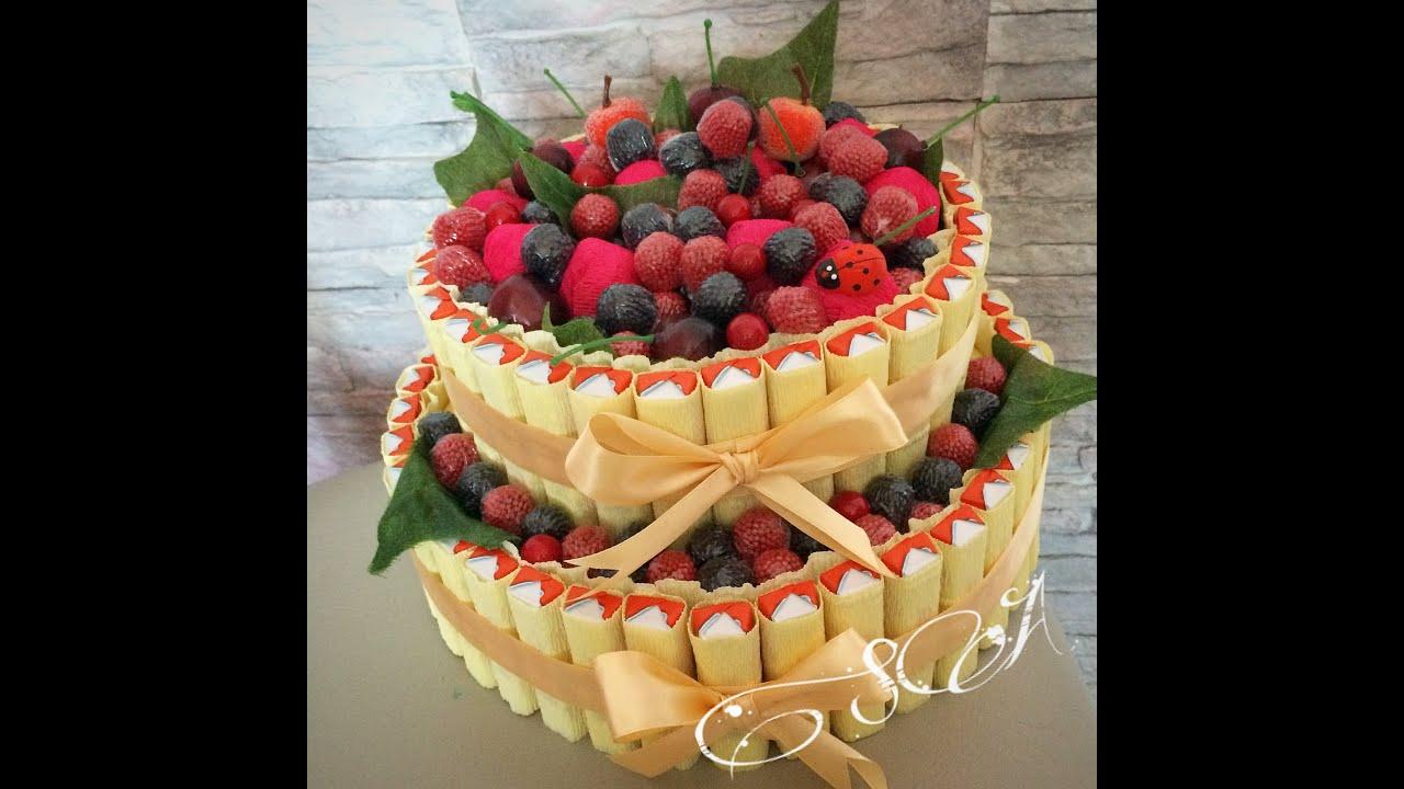 Красивые торты своими руками с днем рождения 194
