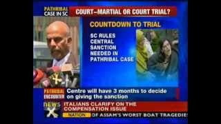 Pathribal encounter case: Army to decide on prosecution - NewsX