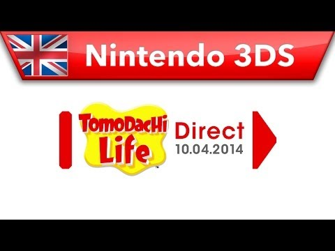 Tomodachi Life Direct Presentation - 10.04.2014