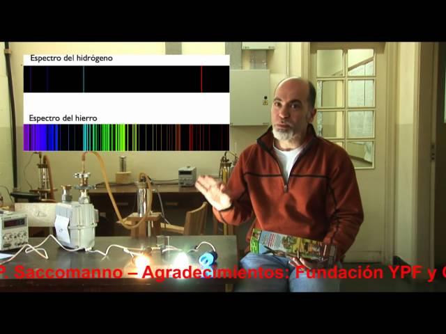 Espectroscopio casero a CD