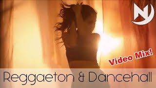 Best Reggaeton Dancehall Twerk Video Mix #19 |  New Latin Hip Hop RnB Pop Club Dance Music 2018