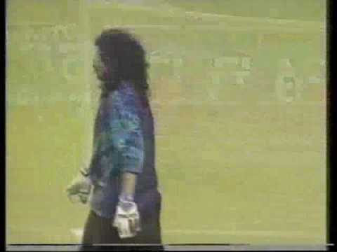 Escorpion de Higuita - narracion William Vinasco Ch Video