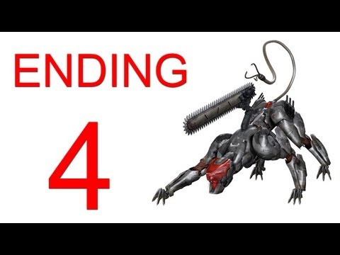 Metal Gear Rising Revengeance - Blade Wolf DLC ENDING + FINAL BOSS gameplay walkthrough part 4