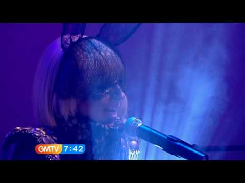 Lady Gaga - Paparazzi live GMTV 16th July 2009