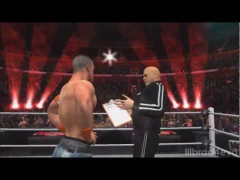 WWE SmackDown! vs RAW 2011 - WWE 12 Update Game Save! RELEASED [X360]