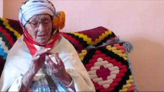 Algerian Woman Links Tattoo Tradition and Song